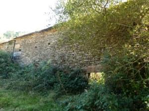 Ruinas en Grobas