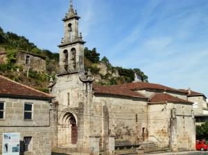 Iglesia de San Miguel de Lebosende