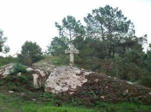 Cruz en Porto da Bouza
