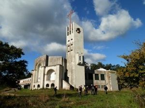 ¿Santuario abandonado?