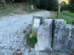 Vía romana y Camino de Santiago