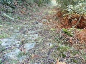 Viejos caminos de piedra
