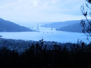 Puente de Rande desde Ventosela