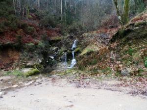 El agua busca sus caminos